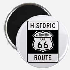 "Albuquerque Route 66 2.25"" Magnet (100 pack)"