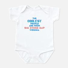 Coolest: Big Stone Gap, VA Infant Bodysuit