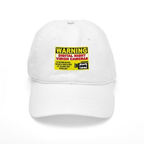 Warning Night Vision Cap