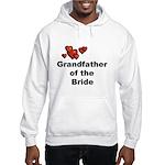 Grandfather of the Bride Hooded Sweatshirt