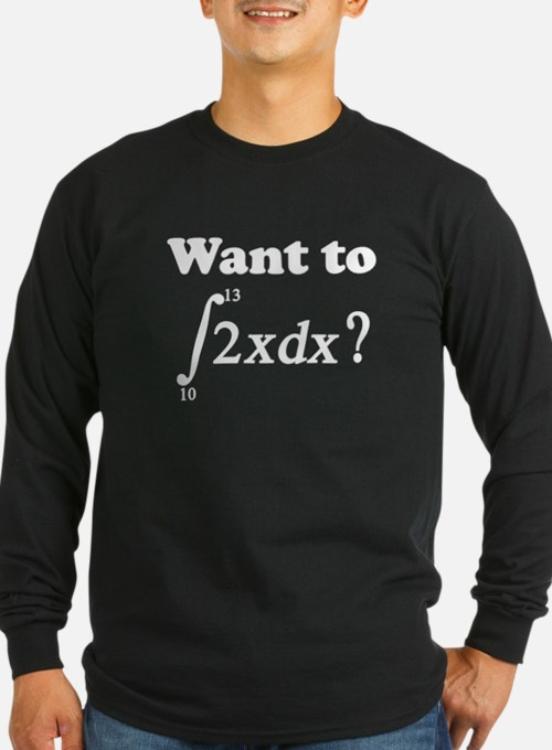 69 Equation DARK Long Sleeve T-Shirt