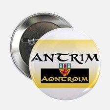 Antrim GAA Button