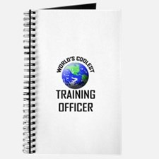 World's Coolest TRAINING OFFICER Journal