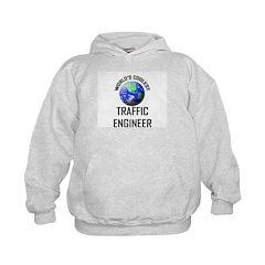 World's Coolest TRAFFIC ENGINEER Hoodie