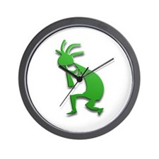 One Kokopelli #79 Wall Clock
