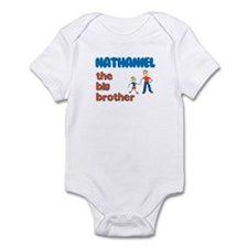 Nathaniel - The Big Brother Infant Bodysuit