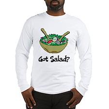 Got Salad Long Sleeve T-Shirt