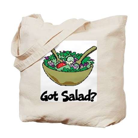 Got Salad Tote Bag