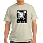 Pisces Ash Grey T-Shirt