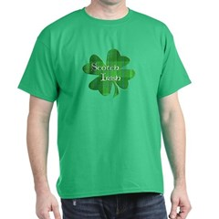 Scotch Irish Shamrock T-Shirt