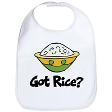 Got Rice Bib