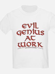 Evil genius clothing store