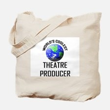World's Coolest THEATRE PRODUCER Tote Bag