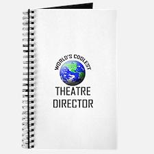 World's Coolest THEATRE DIRECTOR Journal