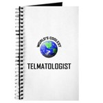 World's Coolest TELMATOLOGIST Journal