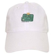 Sofa King Stoned Baseball Cap
