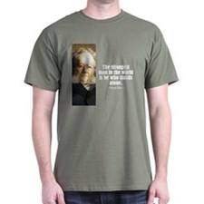 "Ibsen ""Strongest Man"" T-Shirt"