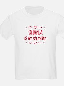 Shayla is my valentine T-Shirt