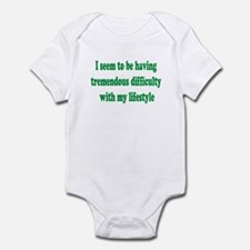 Hitchhiker's Guide to the Galaxy Infant Bodysuit