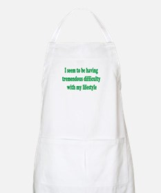 Hitchhiker's Guide to the Galaxy BBQ Apron