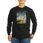 Umbrella / Ger SH Pointer Long Sleeve Dark T-Shirt