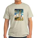 Umbrella / Ger SH Pointer Light T-Shirt