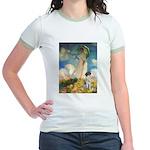 Umbrella / Ger SH Pointer Jr. Ringer T-Shirt