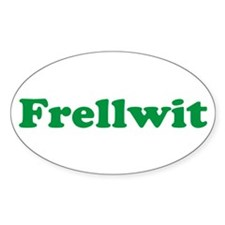 Frellwit Oval Decal