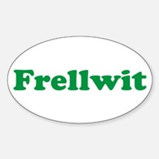 Frellwit Oval Decal