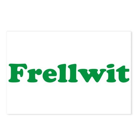 Frellwit Postcards (Package of 8)