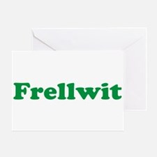 Frellwit Greeting Card