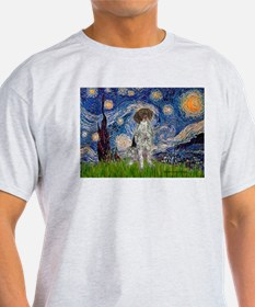 Starry Night /German Short T-Shirt
