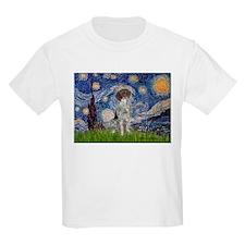 Starry Night /German Short T-Shirt