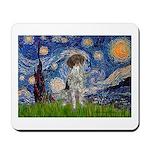 Starry Night /German Short Mousepad