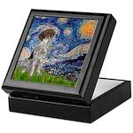 Starry Night /German Short Keepsake Box