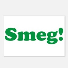 Smeg Postcards (Package of 8)