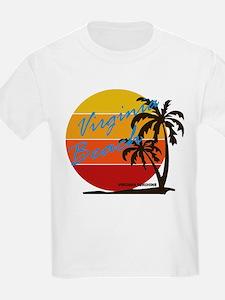 Summer virginia beach- virginia T-Shirt