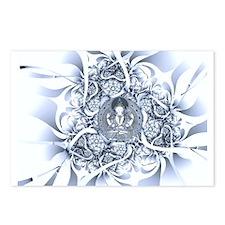 Lotus Buddha Postcards (Package of 8)