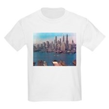 New York City Skyline 1948 T-Shirt