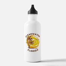 Summer clearwater- flo Water Bottle
