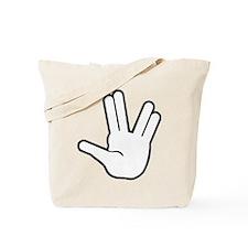 Live Long & Prosper - 1 Tote Bag