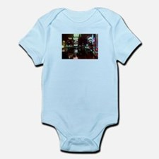 Times Square New York 1939 Infant Bodysuit