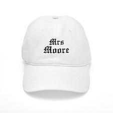 Mrs Moore Baseball Cap