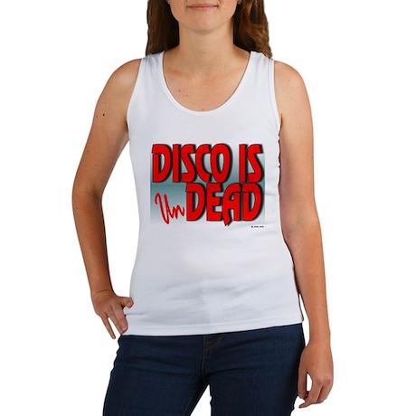 Disco is Un-Dead Women's Tank Top