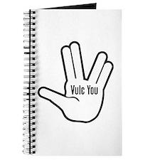 Vulc You Journal