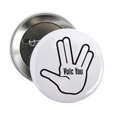 "Vulc You 2.25"" Button (10 pack)"