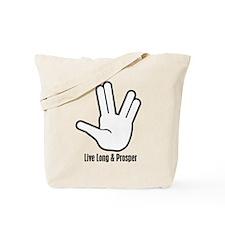 Live Long & Prosper - 2 Tote Bag