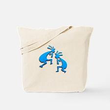 Two Kokopelli #76 Tote Bag