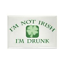 I'm Not Irish... Rectangle Magnet