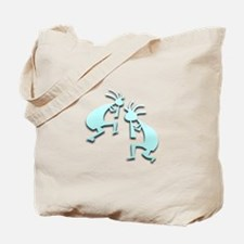 Two Kokopelli #80 Tote Bag